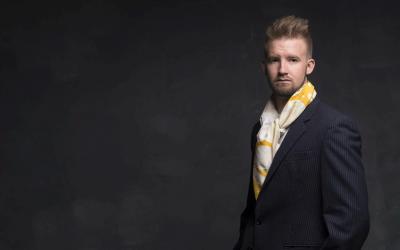 Oliver menswear designer