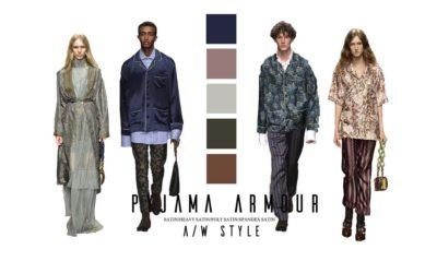 Pyjama-Armour