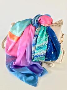 Suzanne Welch scarf 1