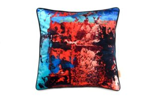 Susi Bellamy Velvet Cushion 2