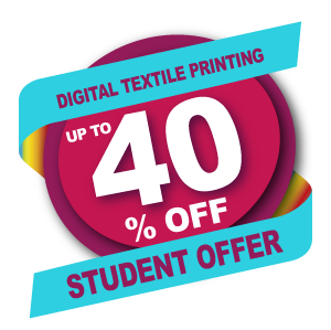 40% student offer