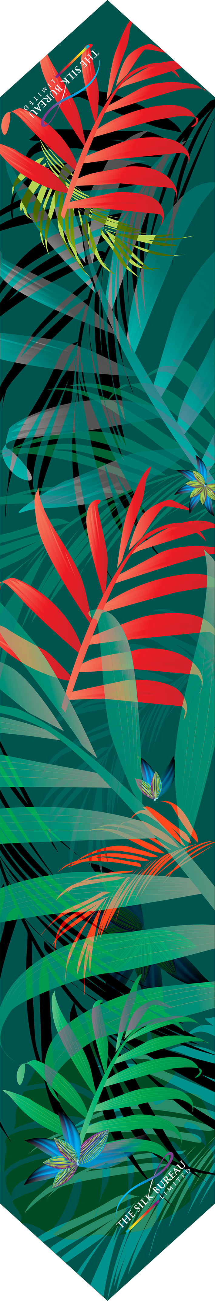 leaf twill